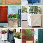 Awesome Wood Planter Box Ideas