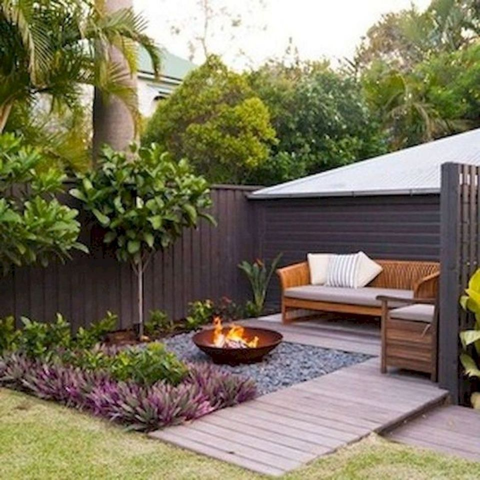 Cool  outdoor seating ideas landscaping