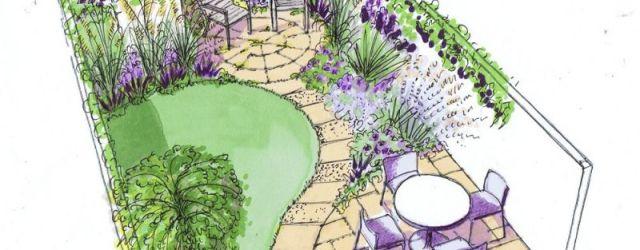 Gorgeous backyard garden layouts