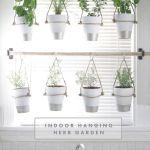 Cool Hanging Herb Garden Ideas