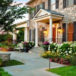 Cool Landscape Ideas For Front Of House