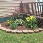 Fantastic Corner Garden Bed Ideas