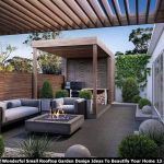 Fantastic Roof Garden Ideas For Home