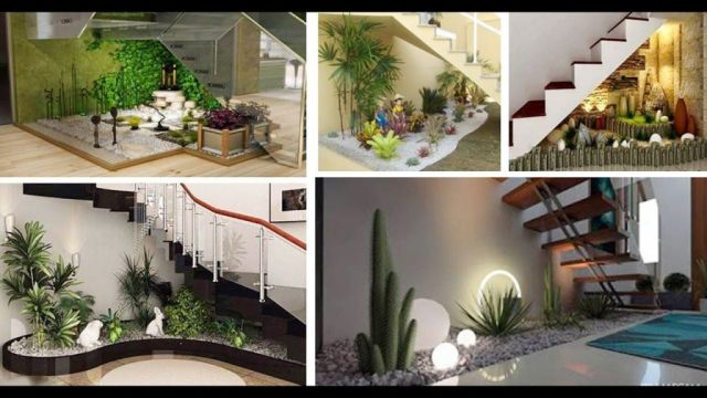 Cool interior garden design ideas