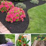 Nice Flower Bed Ideas Front Of House