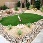 Nice Front Garden Ideas With Gravel