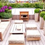 Nice Roof Garden Ideas For Home