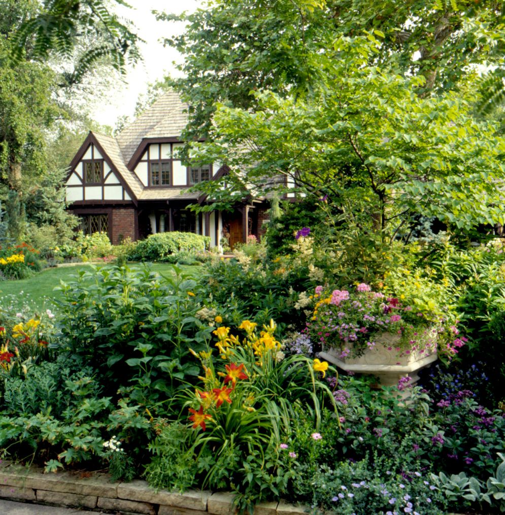 Best  front yard garden ideas