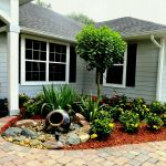 Top Simple Landscape Ideas For Front Of House