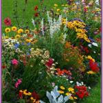 Wonderful Backyard Flower Garden Ideas