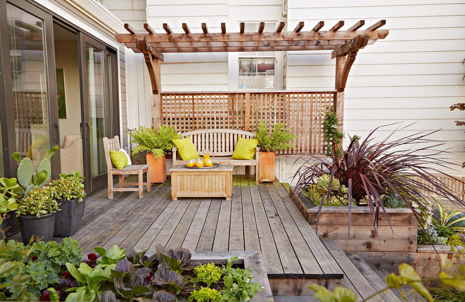 Wonderful Backyard Ideas For Small Yards