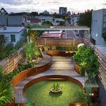 Wonderful Simple Terrace Garden Ideas