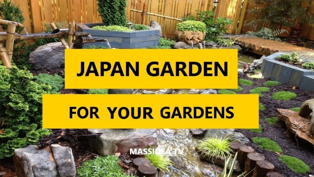 Cool  japanese garden ideas for front yard