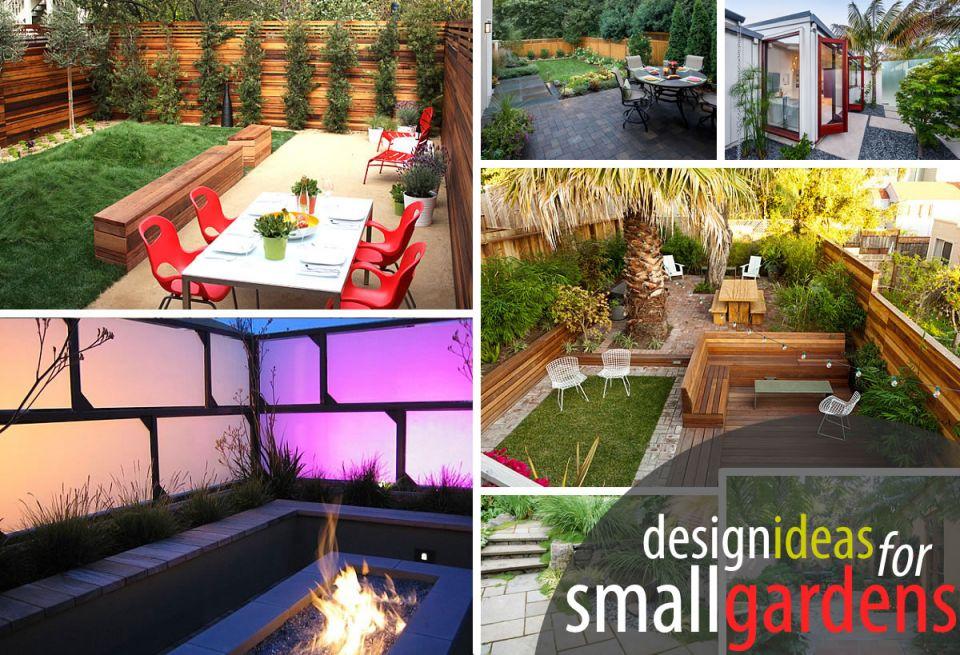 Amazing  small backyard landscape ideas