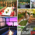Adorable Small Backyard Landscape Ideas