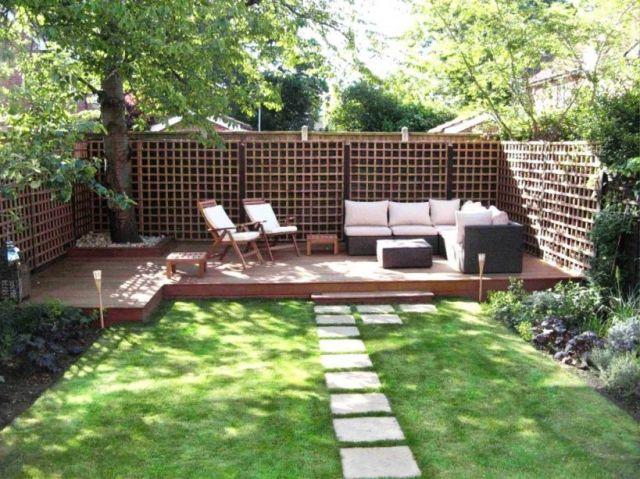 Beautiful narrow backyard ideas