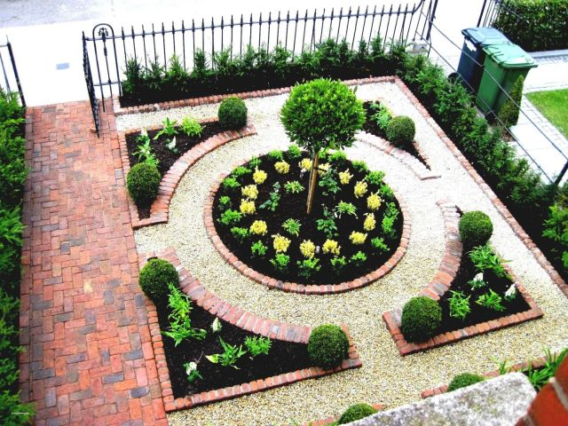 Fantastic front garden design ideas no grass