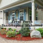 Top Landscaping In Front Of Porch