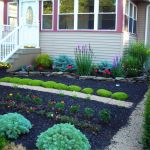 Wonderful Front Garden Design Ideas No Grass