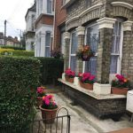 Adorable Terraced House Front Garden Ideas