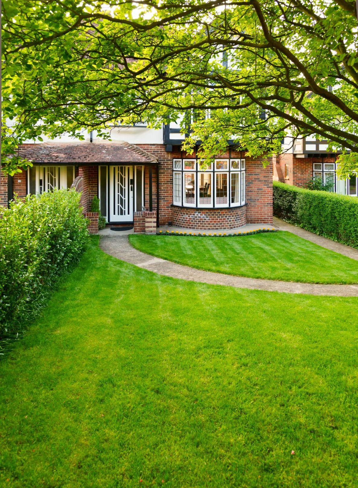 Beautiful Terraced House Front Garden Ideas