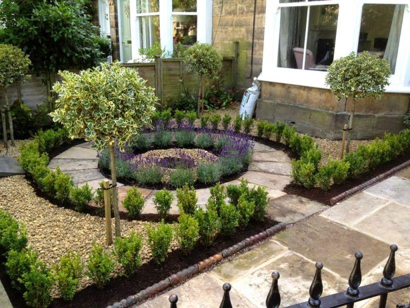 Fantastic  terraced house front garden ideas