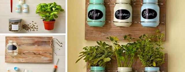 Nice  diy indoor herb garden ideas