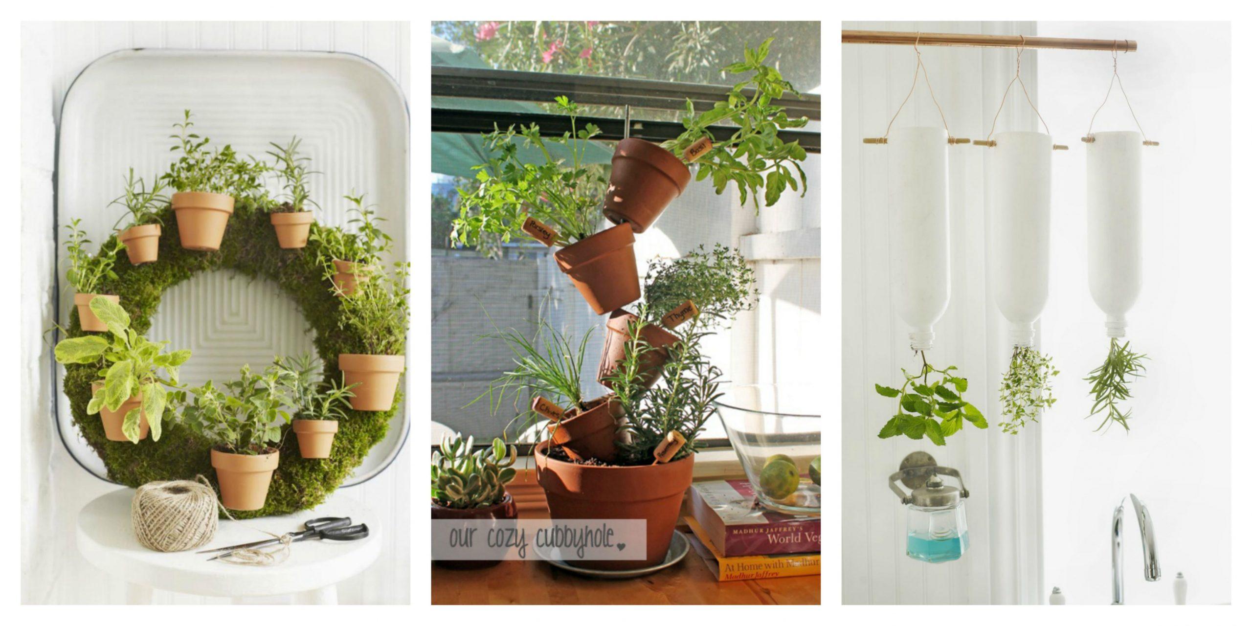 Top Diy Indoor Herb Garden Ideas