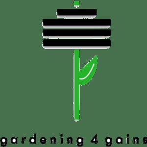 Gardening 4 Gains logo