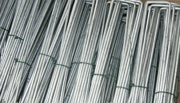 Fabric Stake Gauging Thickness