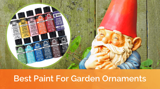 Best Paint For Garden Ornaments, Statues, Gnomes, Yard Art [Oct. 2018]