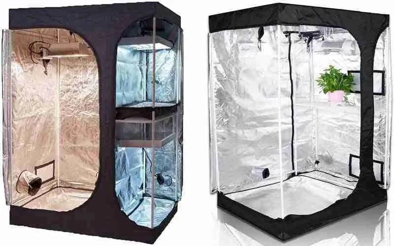 topogrow 2 in 1 grow tent
