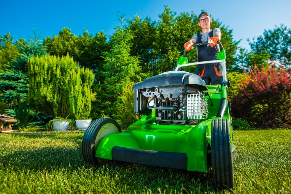 Gardening Careers Lawn Mowing