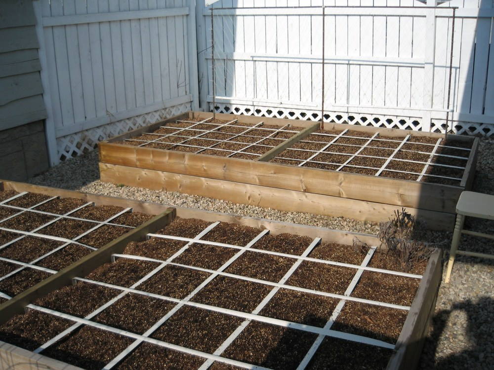 Square Foot Gardening is Anything but Square (2/5)
