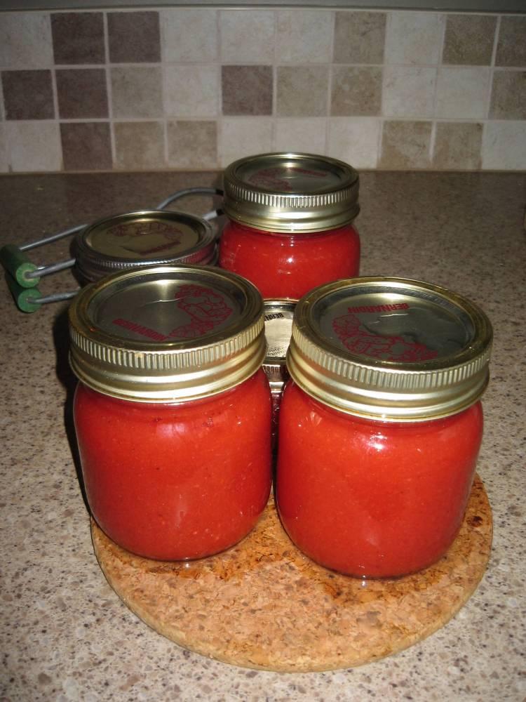 Highbush Cranberries: Making Jelly and Ketchup (2/6)