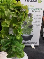 Go Green Expo A hydroponic tower