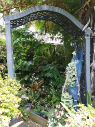 With a Hanging Garden there are no boundaries