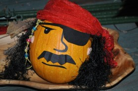 Ahoy Matey Pumpkin