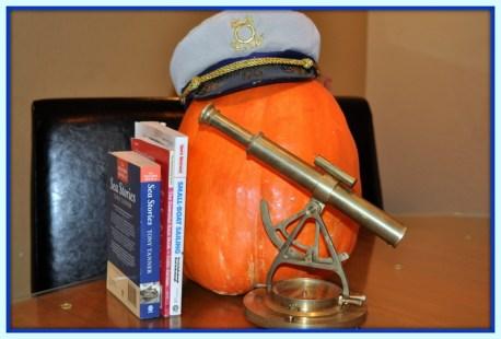 The Sailor Pumpkin, Mike's True Passion