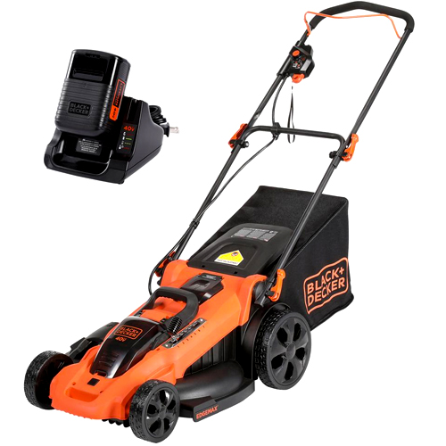 Black & Decker CM2040 40V Lithium 3-in-1 Cordless Mower