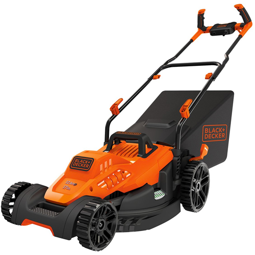 Black and Decker BEMW482BH 17-Inch 12 amp Electric Lawn Mower