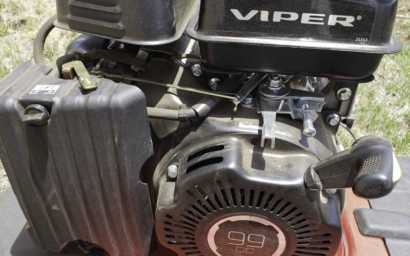versa tiller cultivator engine