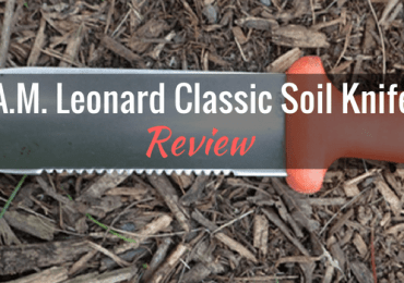 A.M. Leonard Classic Soil Knife Featured Image
