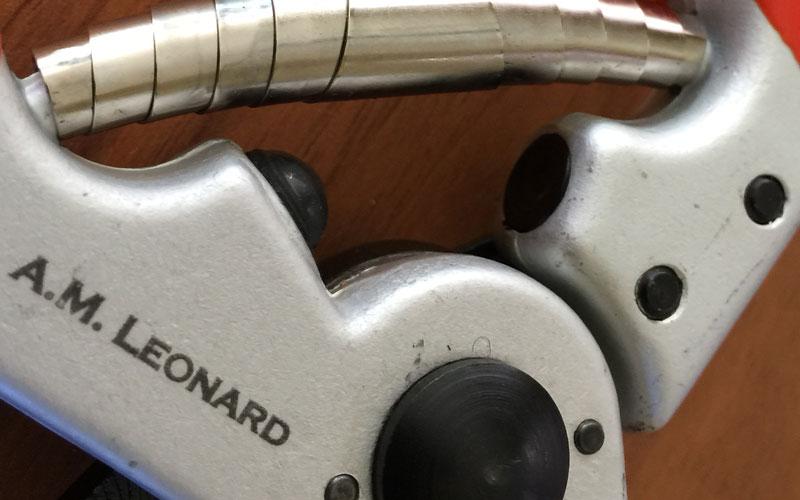 AM Leonard bypass Pruner bumpers