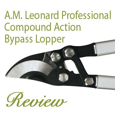 A.M. Leonard Professional Compound Action Lopper