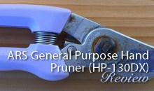 ARS General Purpose Hand Pruner (HP-130DX): Product Review