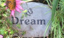 Engraved Garden Stone from Adirondack Stone Works: Product Review
