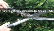 Bahco Super Light Professional Hedge Shears (P54-SL-25): Product Review