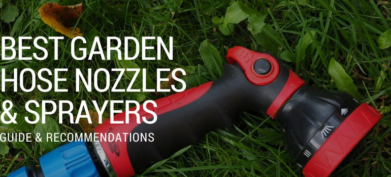 Best Garden Hose Nozzles and Sprayers Image