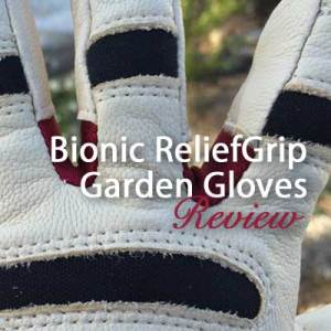 Bionic ReliefGrip Garden Gloves